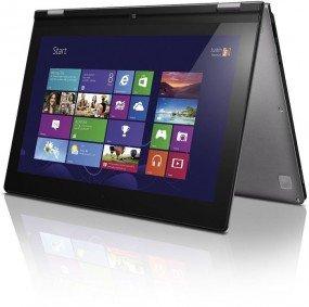 Lenovo IdeaPad Yoga 13 MAM4HGE Multi-Modus 360° Ultrabook™ Convertible grau für 759,00€ inkl. Versand