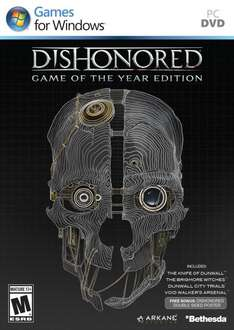 Black Friday @ Nuuvem.com.br - Dishonored GOTY für 9,88€