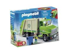 Playmobil™ - Amerikanischer Müllwagen (Recycling Truck 5938) für €24,51 [@Amazon.co.uk]