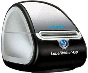 Dymo LabelWriter 450 mit 3 Etiketten-Rollen bei Conrad