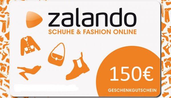 150€ Zalando Gutschein für Gehaltskonto- Neukunden des Postbank Giro Plus