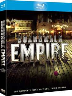 [Blu-ray] Lightning Deal @ amazon.co.uk Boardwalk Empire Season 1-3 für ~39,70€ inkl. Versand (Nur O-Ton)