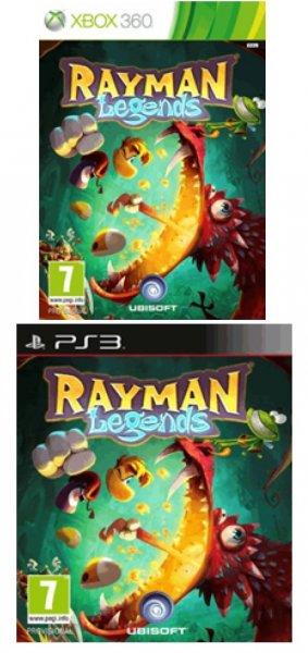 Nur bis heute 15 Uhr: Rayman Legends (X360/PS3) für 15,94 € inkl. Versand / Wii U 21,53 €