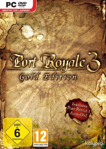 [Steam] Port Royale 3 Gold