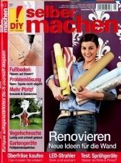 """Heimwerker-Zeitschrift """"Selber machen"""" mit 5,07 € Überschuss über qipu.de und abopool.de"""
