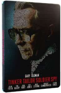 [Blu-ray] Tinker, Tailor, Soldier, Spy Double Play Steelbook (O-Ton) für 9,58€ @thehut.com