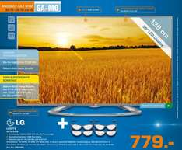 LG 55LA6208 LEDTV 779€ Lokal [Saturn Köln Hohestr.]