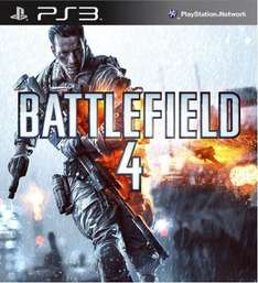Battlefield 4 (PS3) [Digital Code] für 18,39 € inkl. Upgradeoption zur PS4-Version für 7,35 €