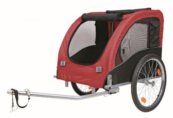 [AmazonWHD - Wie neu] Trixie Fahrrad-Anhänger Größe L (60 × 57 × 80 cm)