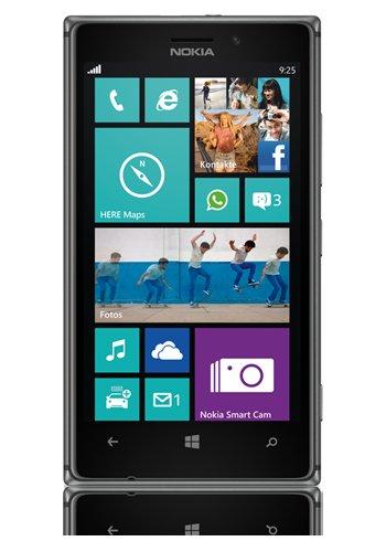 Nokia Lumia 925 black, B-Ware
