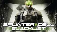 Splinter Cell Blacklist Deluxe [Uplay] für 9,99 US-$ / 7,36 €