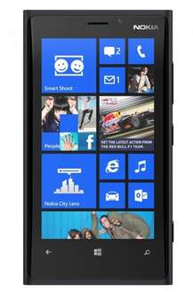 Nokia Lumia 920 Schwarz @amazon.it