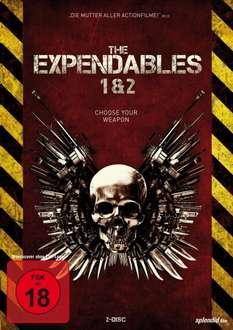 [Lokal DO][Saturn] Expendables 1+2 [BD] FSK18-Version