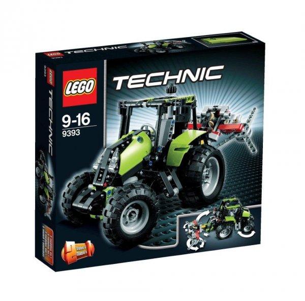 [Müller Offline] Lego Technik Traktor 9393 für 19,99 und Technik Quad 9392 für 16,99