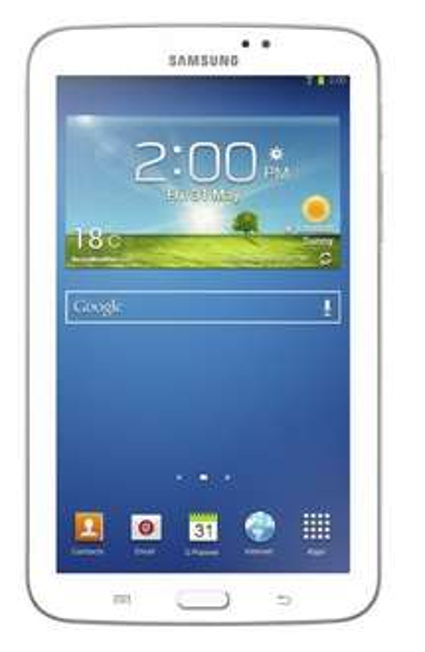 Samsung Galaxy Tab 3 (7.0) 8GB WiFi weiß für 124,49 € (gold-braun für 125,67 €)