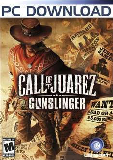 Call of Juarez: Gunslinger  @amazon.com [STEAM-Key] ca. € 3,77