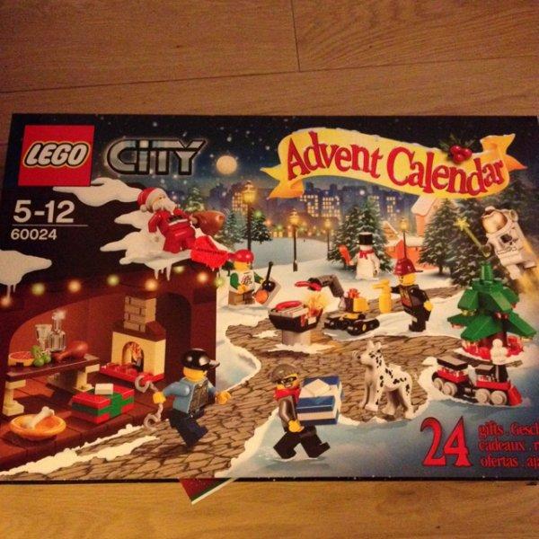 [Lokal Edeka Coesfeld] Lego City - Adventskalender