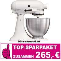 KitchenAid mit TV Spielfilm-Abo nur 265,- anstelle 269,-