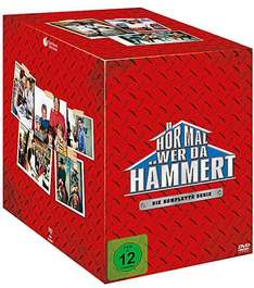 Amazon Adventskalender (Tag 1): Hör mal wer da hämmert - Komplettbox Staffel 1-8 Dvd