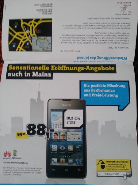 [LOKAL] Mainz/Frankfurt. Huawei Y300 bei Conrad.