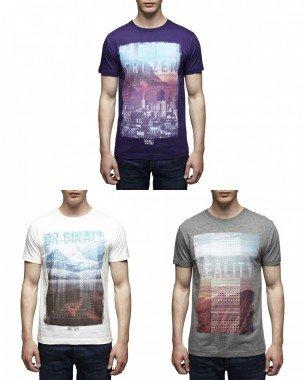 3 kaufen 2 bezahlen Aktion für ausgewählte Jack Jones Artikel - T-Shirts Sweater Sweatjacken