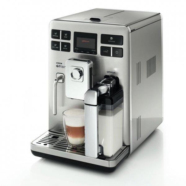 [MM Dresden - Centrum-Galerie] Saeco HD8856/01 Exprelia Kaffee-Vollautomat für 666,00 € statt 889,00 €