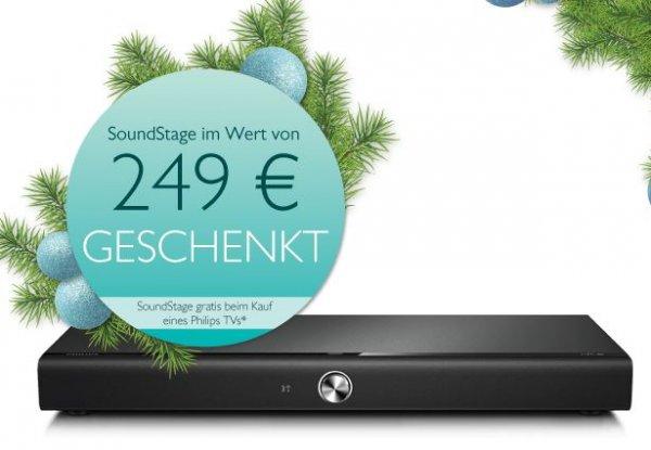 Philips Weihnachts-Geschenk-Aktion