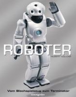Geschenk-Tipp für Kinder: Roboter-Buch für 2,99€ statt 9,95€