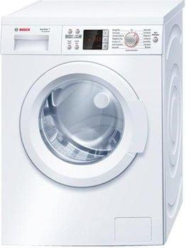Bosch WAQ2842Z - Frontlader Waschmaschine für 399,-- € mit Qipu 388,63 € @ TECHNIKdirekt.de