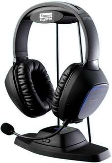 Creative Sound Blaster Tactic3D Omega Wireless THX Headset für 99,99€ frei Haus