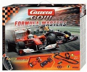 Carrera GO!!! Formula Masters 62202 Autorennbahn für 39,95 € versandkostenfrei  @ TECHNIKdirekt.de Eröffnungsangebote