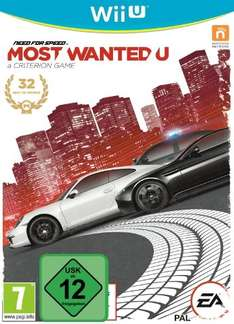 [Wii U] Need for Speed: Most Wanted (inkl. Ultimate Speed Pack)