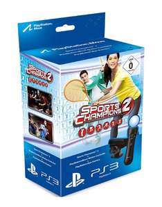 [PS3] PlayStation Move Starter Pack inkl. Sports Champions 2 für 33€ @ 4u2play.de