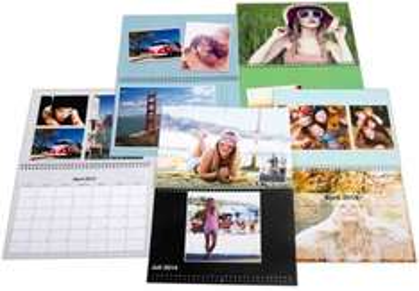 A3 Foto Kalender für 4,95€ @myvukee.com