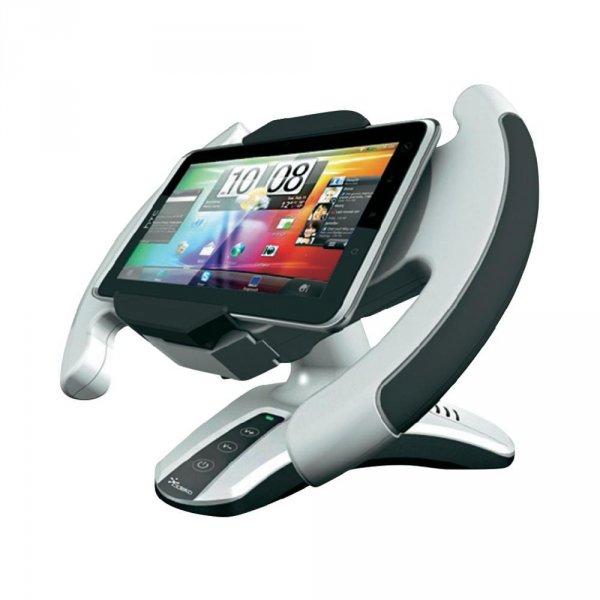 [Conrad Online] Cideko Racer für Internet Tablets & iPads (Racing Lenkrad) inkl. Bluetooth-Lautsprecher