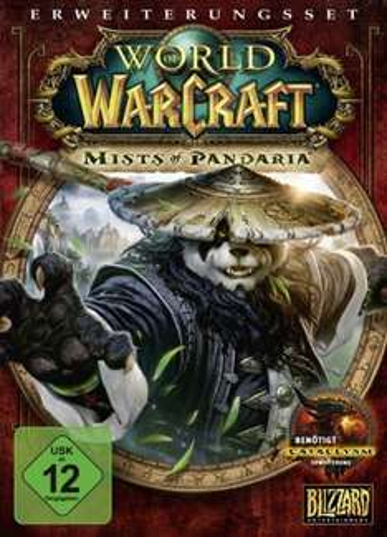 World of WarCraft - Mists of Pandaria Addon 9,98 EUR + VSK @ amazon