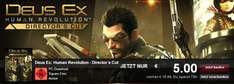 Deus Ex Human Revolution Directors Cut (Steam) [Chillmo]