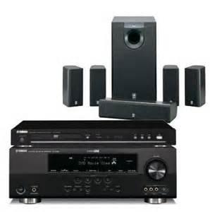 [Dodenhof Offline Lokal] Yamaha Heimkinosystem mit AV-Receiver,Blu-Ray Player und 5.1 Lautsprecherset