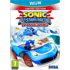 Nintendo Wii U - Sonic and All-Stars Racing Transformed (Special Edition) für €19,12 [@Shopto.net]