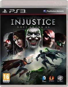(UK) Injustice: Gods Among Us [PS3/Xbox/WiiU] für 15,64€ @ Zavvi