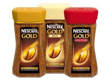 NESCAFÉ® Gold für 6,29 € bei Lidl