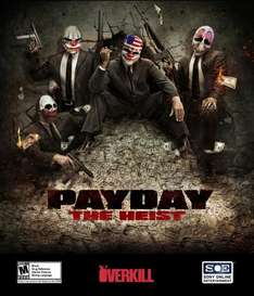 PAYDAY The Heist [Steam] für 1,46€ @Amazon.com