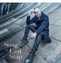 Sting: The Last Ship (Standard) Mp3 Album Amazon für 3,99€
