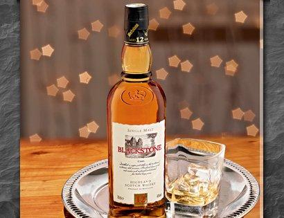 [Bundesweit Aldi Nord&Süd] Blackstone 12 Jahre Single Highland Malt Scotch Whisky