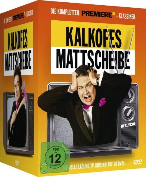 Amazon Bestpreis Kalkofes Mattscheibe Premiere Klassiker und  ProSieben-Saga
