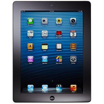 APPLE iPad mit Retina Display mit Wi-Fi 64GB schwarz  Media Markt Online Aktion