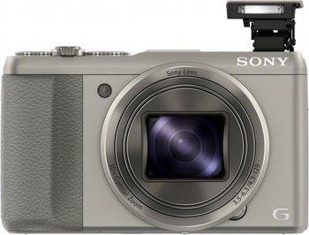 Sony Cyber-shot DSC-HX50V (silber) DEMOWARE für 299,-- € @ TECHNIKdirekt.de