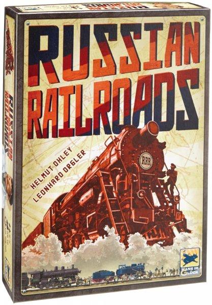 Hans im Glück Russian Railroads für 20,99€ (Neukunden für 17,99€) inkl. Versand (Idealo 36€) + 10% Rabatt