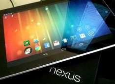 Nexus 7 Tablet 32GB (refurbished) unter 150 EUR [iBOOD]