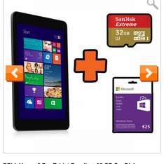 Dell Venue 8 Pro NBB Bundle